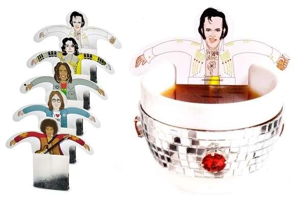 Bathing Celeb Tea Bags