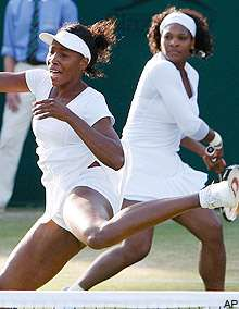 Sexism at Wimbledon?
