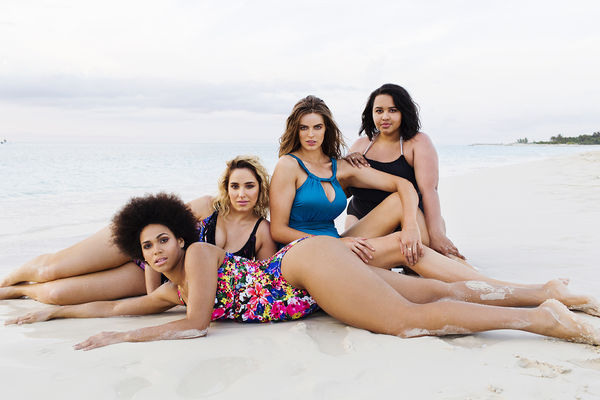 Voluptuous Swimwear Calendars