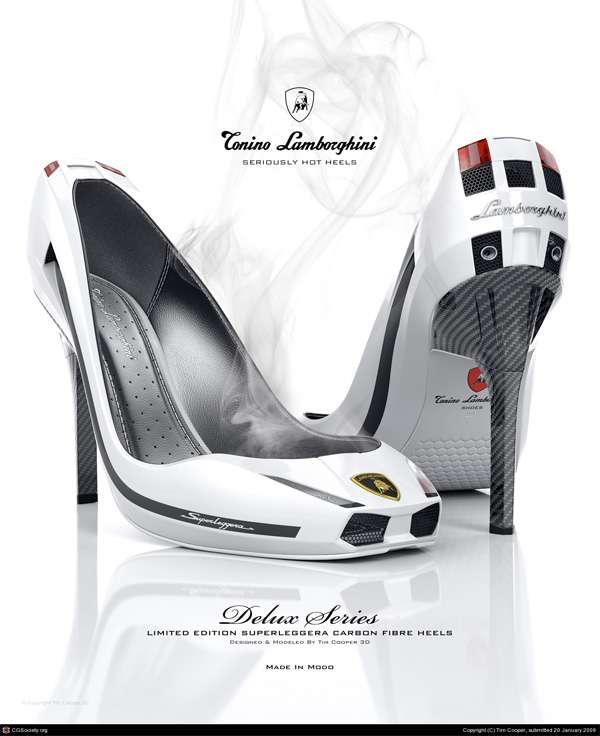 Supercar Stilettos