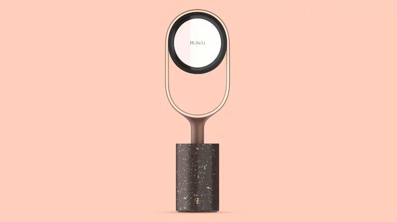 AI-Printing Beauty Mirrors