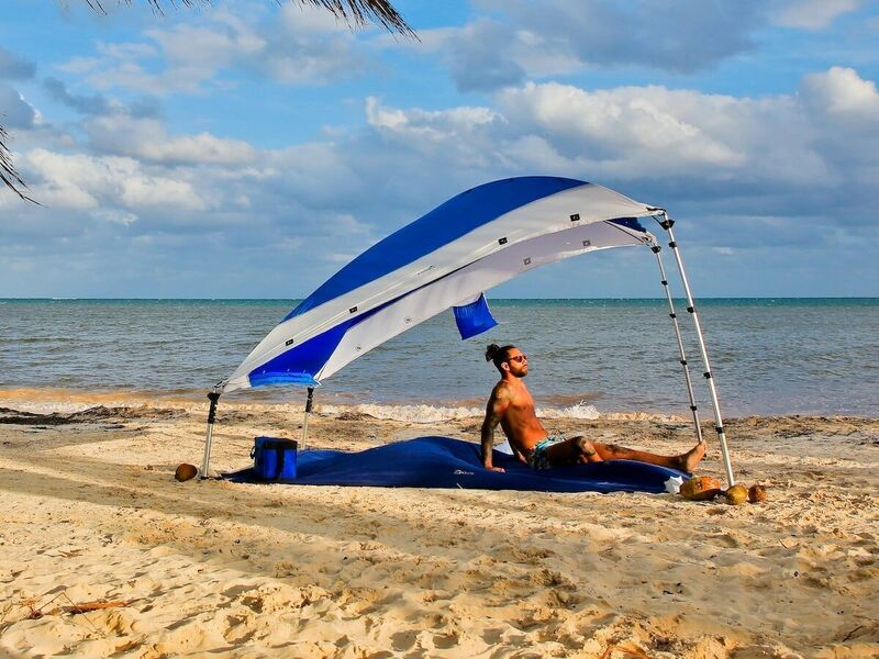 Convertible Travel-Friendly Sunshades