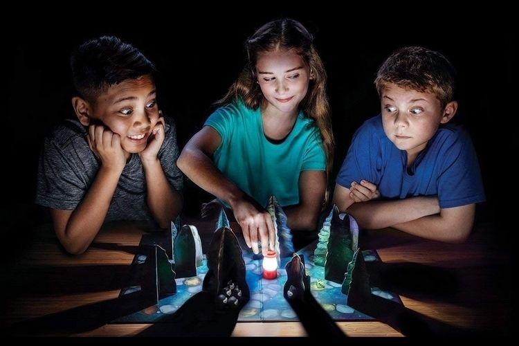 Spooky Nighttime Board Games