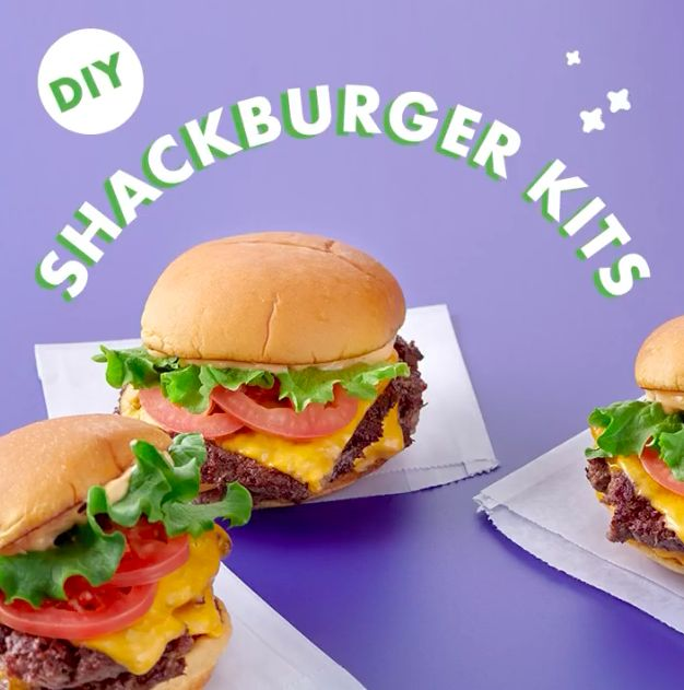 Burger-Building Kits