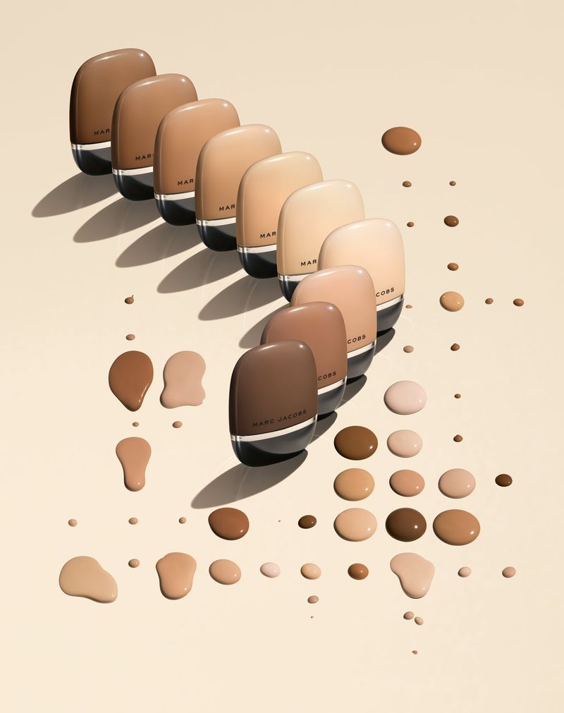 Youthful Long-Wearing Foundations