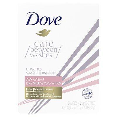 On-the-Go Shampoo Wipes