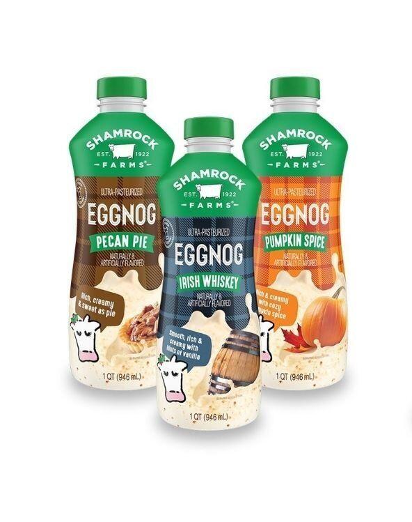 Satisfying Seasonal Eggnog Drinks