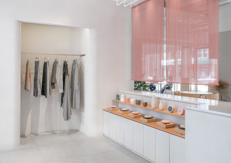 Hybrid Shanghai Retail Spaces