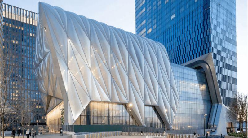 Unique Shape-Shifting Architecture