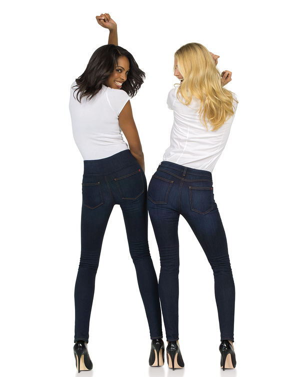 Stomach-Slimming Jeans