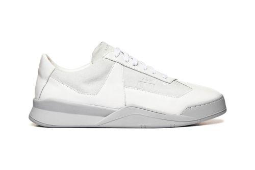 Minimal Tonal Sleek Sneakers