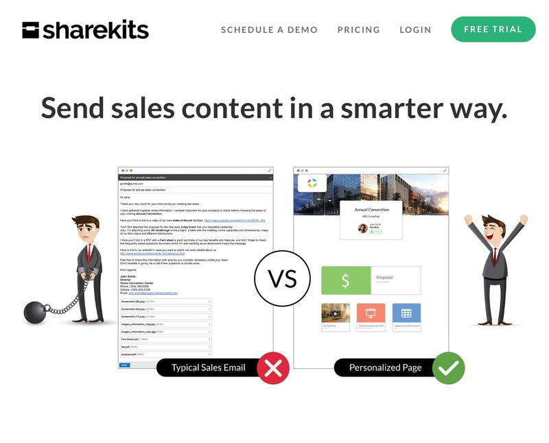 Sales Content-Tracking Solutions