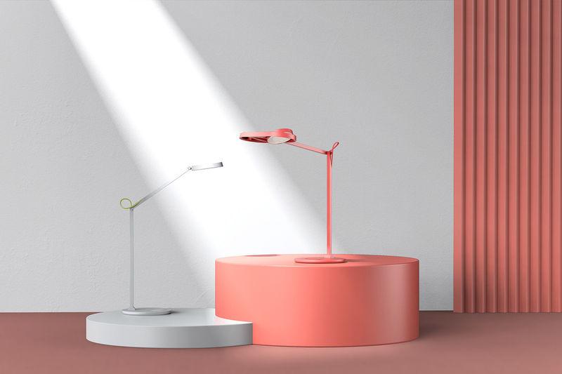 Intelligent Dual-Headed Lamps