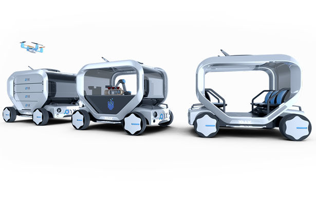 Affordable Modular Vehicle Designs