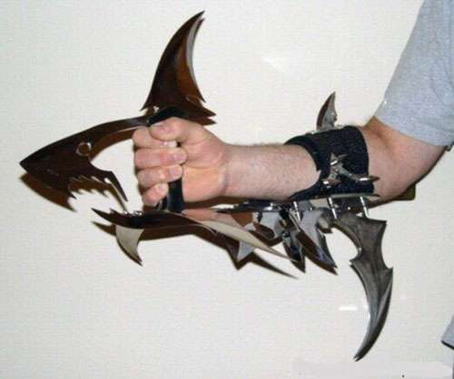 Fishy Weaponry