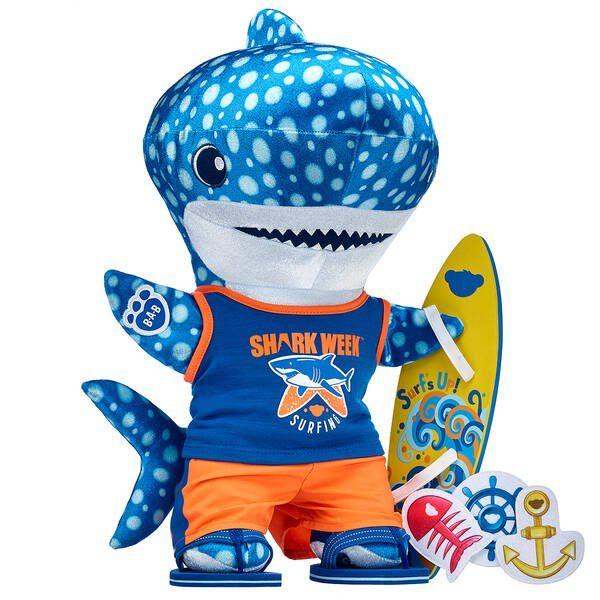 Shark-Themed DIY Stuffies