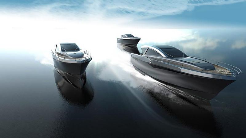 Shark-Inspired Yachts