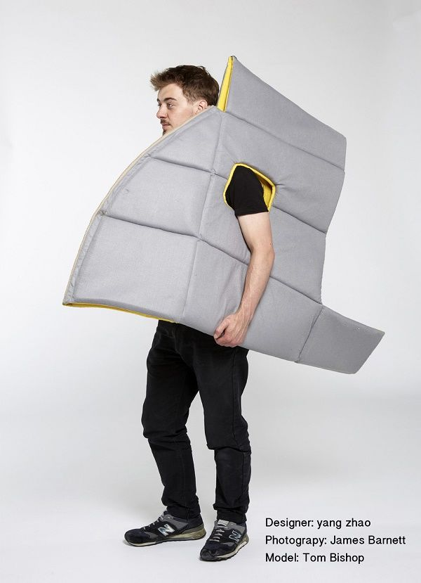 Wearable Privacy Pods