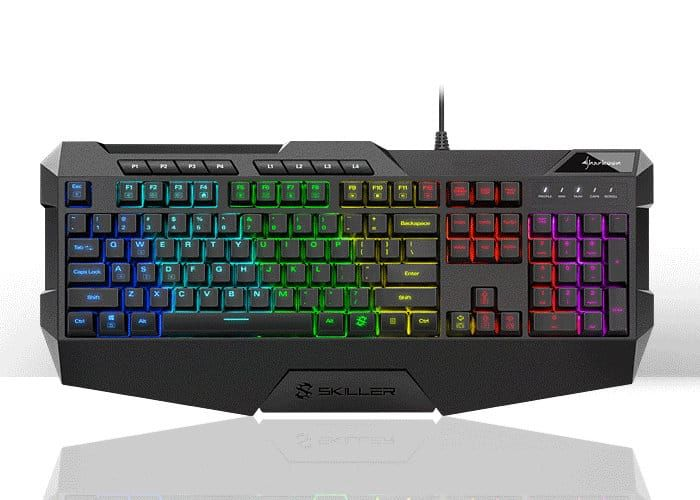 Keystroke-Crunching Gaming Keyboards