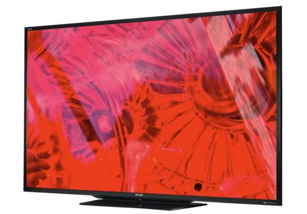 Luxuriously Large LED Televisions