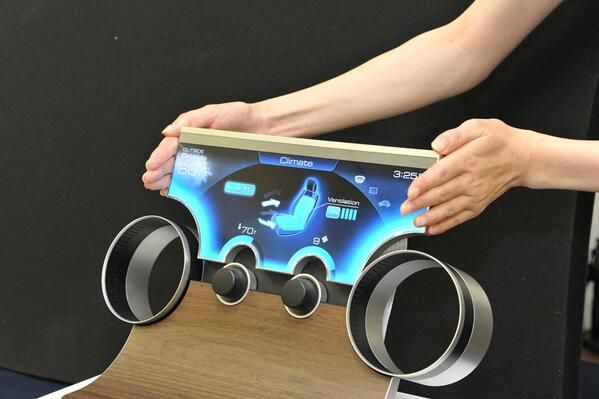 Boundless Touchscreens