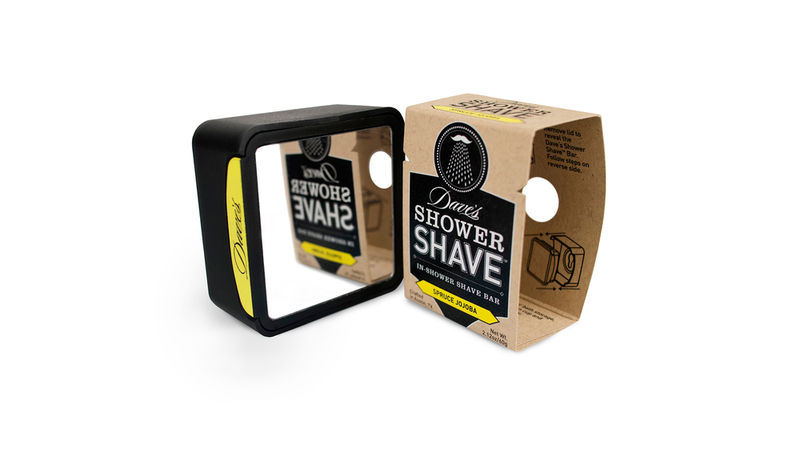 In-Shower Shaving Bars