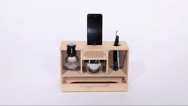 Speaker Shaving Stands