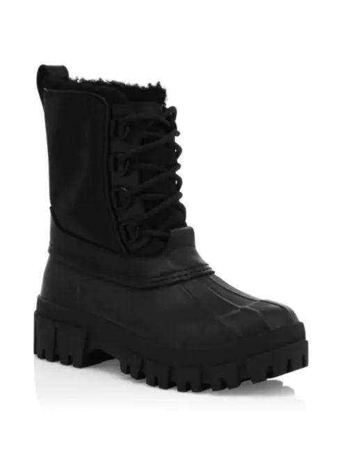 Luxury Suede Winter Boots