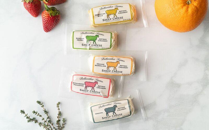 Creamy Artisan Sheep Cheeses