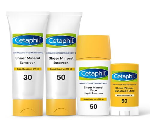 Gentle Sun Protection Collections