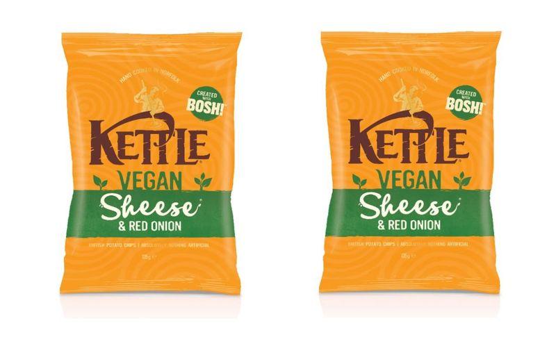 Crispy Vegan-Friendly Chips