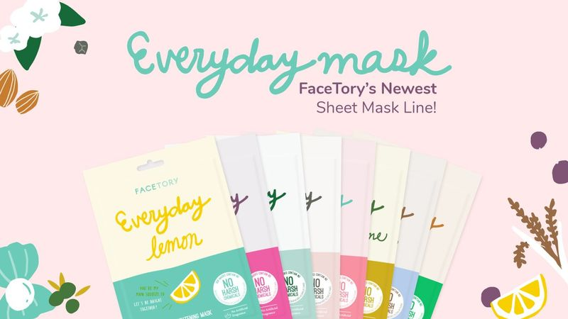 Non-Toxic Sheet Mask Collections
