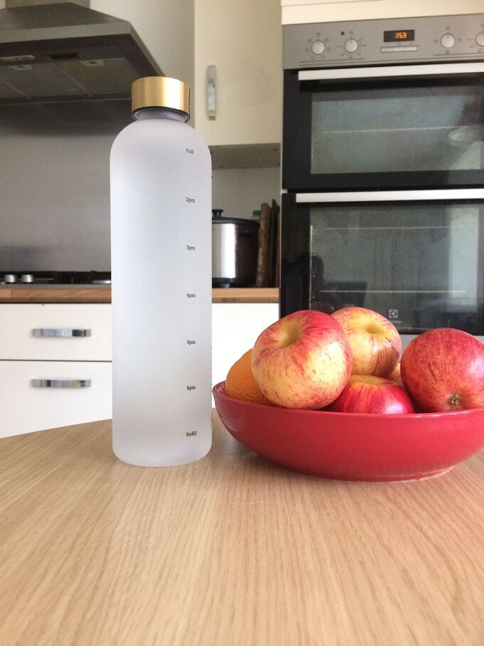 Time Indicator Hydration Vessels