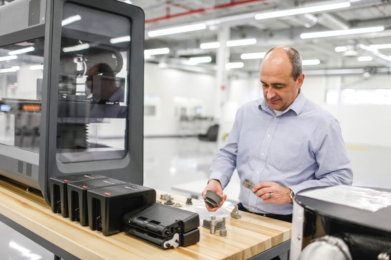 3D-Printed Automotive Brakes