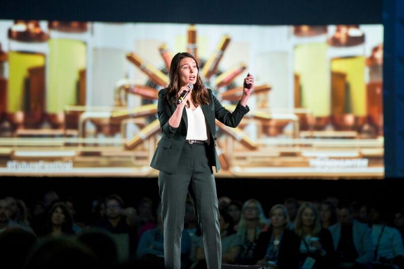 Spotlighting Futurist Shelby Walsh