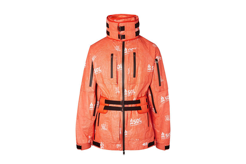 Insulated Shell Hooded Jackets