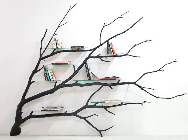 Woodland Branch Shelves