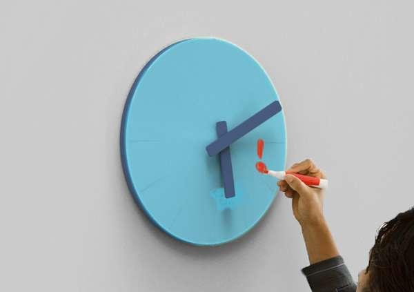 Time-Scribbling Alarms