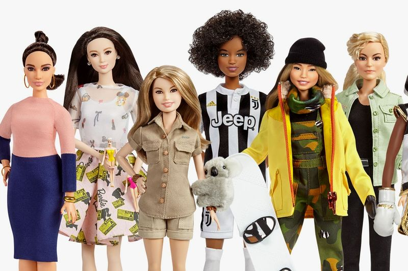 Feminist Barbie Doll Collections