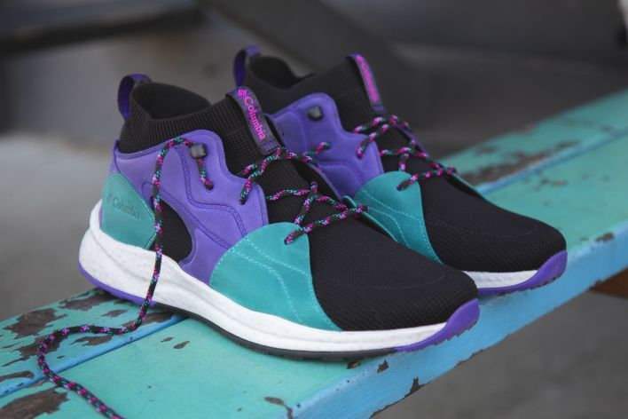 Urban Sneaker-Boot Hybrids