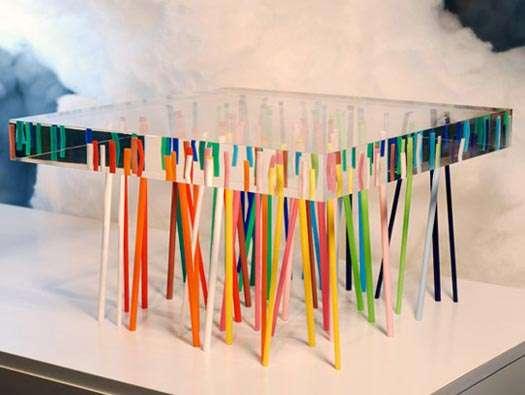 Pixie Stick Tables