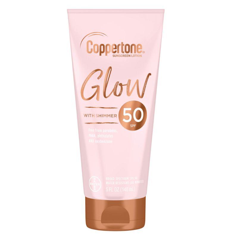 Lightweight Shimmering Sunscreens