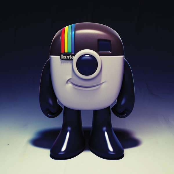 Photogenic Social Media Mascots
