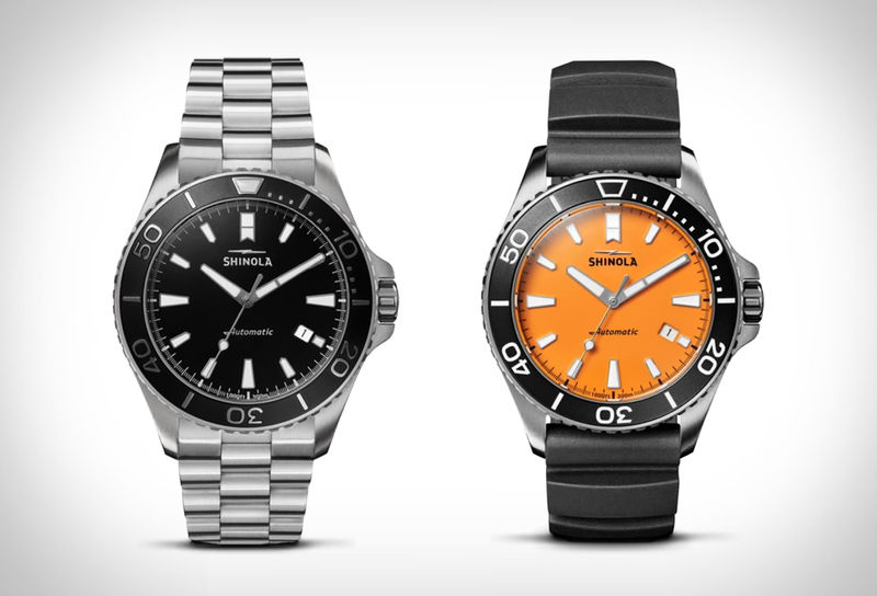 Great Lakes-Inspired Timepieces