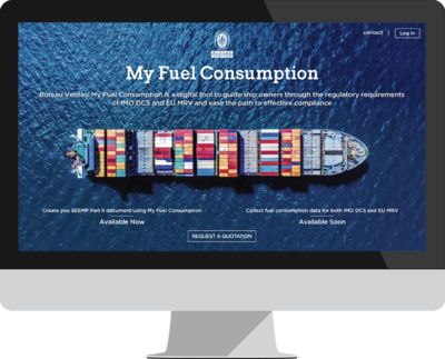 Energy-Compliant Shipping Apps