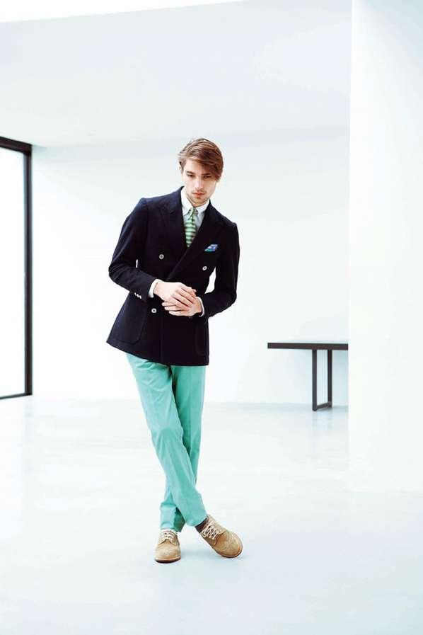 Pastel Formalwear