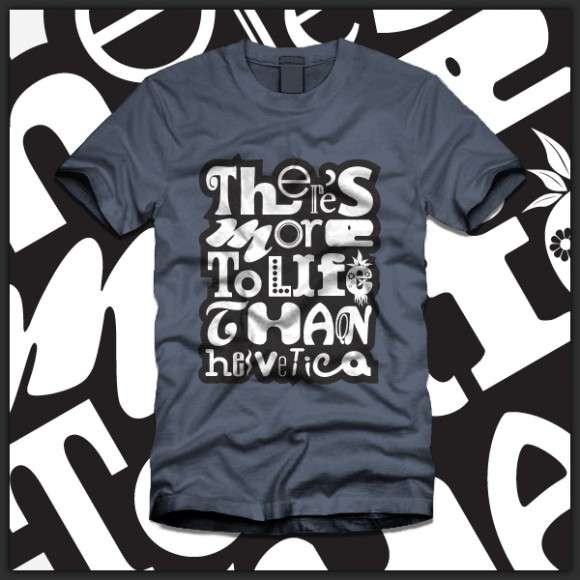 Typography Tees
