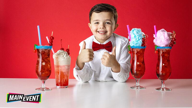 Kid-Friendly Soda Cocktails