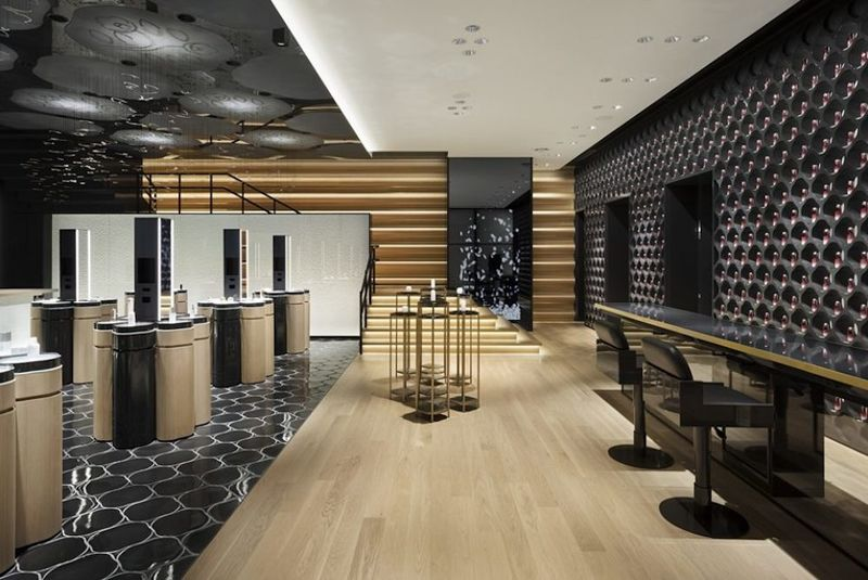 Experience-Oriented Beauty Stores