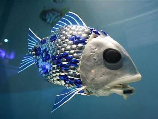 Cyborg Sea Creatures